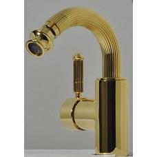 Смеситель для биде Bugnatese Olympia Monocomando 8523 DO, золото