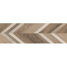 Плитка для пола Cersanit Frenchwood chevron 18,5X59,8