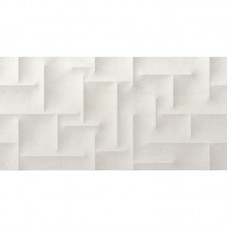 Плитка Cristacer Serena Relieve blanco 45x90