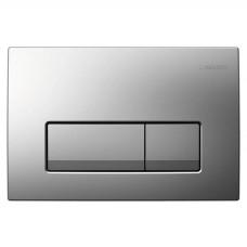 Смывная клавиша Geberit Delta 51, 115.105.21.1, пластик, хром матовый.