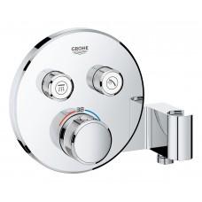 Смеситель с термостатом для душа и ванны GROHE Grohtherm Smartсontrol 29120000