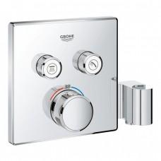Смеситель с термостатом для душа и ванны GROHE Grohtherm Smartсontrol 29125000