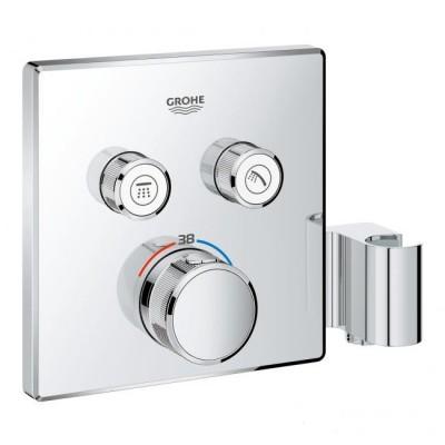 Смеситель с термостатом для душа и ванны GROHE Grohtherm Smartсontrol 29125000  , фото 1