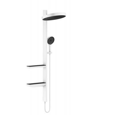 Душевая система Hansgrohe Rainfinity Showerpipe 360 1jet Matt White 26842700, фото 1