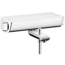 Смеситель для ванны термостат Hansgrohe Thermostate/Ventile 13141400, белый/хром