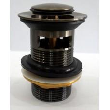 Донный клапан Imprese PP280 antiqua, бронза
