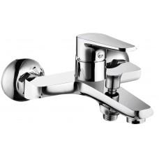 Смеситель для ванной Imprese Barka 10265, хром