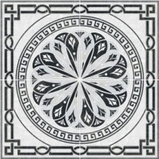 Декор для пола Интеркерама Techno 86х86