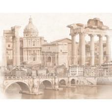 Декор-панно  Интеркерама Treviso 46x60