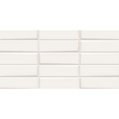Плитка для стен Opoczno Mixform 29,7×60, white structure, фото 1