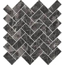 Мозайка для стен Opoczno Sephora black mosaic 29,7x26,8