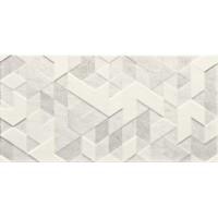 Плитка для стен Paradyz Emilly Decor Struktura grey 300х600