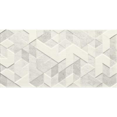 Плитка для стен Paradyz Emilly Decor Struktura grey 300х600, фото 1