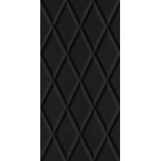 Плитка для стен Paradyz Moonlight nero struktura b 29,5x59,5