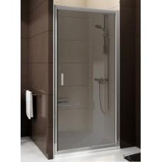 Душевая дверь Ravak Blix BLDP2-100, полированный алюминий/transparent (0PVA0C00Z1)