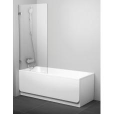Шторка для ванны одноэлементная Ravak BVS1