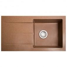 Кухонная мойка Solid Quadro 780х435х160