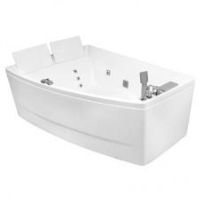 Ванна VOLLE 12-88-100 1700x1200x630 мм c гидромассажем
