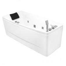 Ванна VOLLE 12-88-102 1700x750x630 мм c гидромассажем