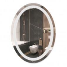 Зеркало Qtap Mideya с антизапотеванием (DC-B805-1) 600х800 QT2078B8051W