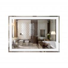 Зеркало Qtap Stork 500х700 с LED-подсветкой, Reverse QT15781403W