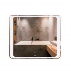 Зеркало Qtap Leo 800х700 с LED-подсветкой QT117814187080W