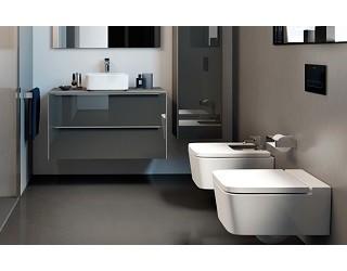 ROCA INSPIRA - новая коллекция для ванных комнат
