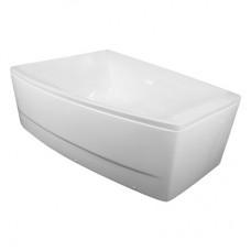 Ванна ассиметричная Volle 1700x1200x630, TS-100L/R