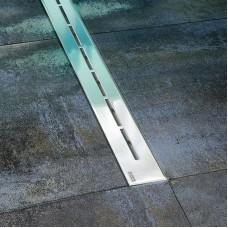 Душевой канал OZ RAVAK Runway 850 - нержавеющая сталь