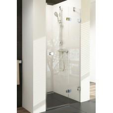 Душевая дверь Ravak Brilliant BSD2-80 R, стекло прозрачное, правая