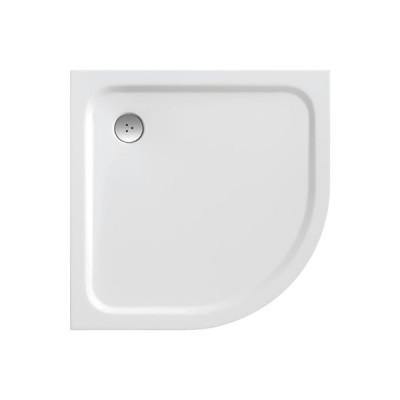 Душевой поддон Ravak Elipso Pro Chrome 80, литой мрамор, фото 1