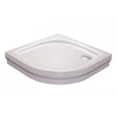Душевой поддон Ravak Elipso 100 PAN, c панелью в комплекте