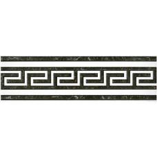 Фриз для пола Интеркерама ALON 13,7х43,серый