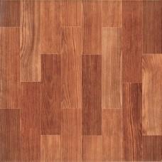 Плитка для пола Интеркерама Сельва 43х43, темно-коричневая