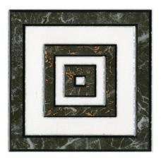 Декор для пола Интеркерама ALON 10х10,серый