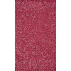 Плитка для стен Интеркерама Брина 23х40,темно-розовая