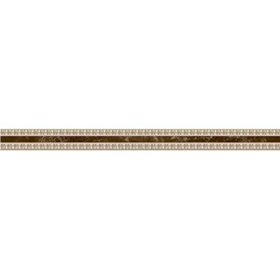 Фриз узкий Интеркерама EMPERADOR 4,5x50 031, фото 1