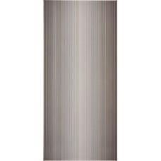 Плитка для стен Интеркерама STRIPE 23x50, темно-серая 072