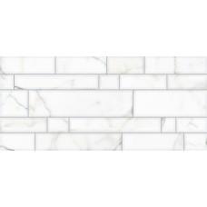 Плитка для стен Интеркерама PLAZA 23x50, светло-серая 071