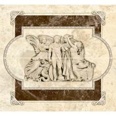 Декор-панно Интеркерама EMPERADOR 46x50 031