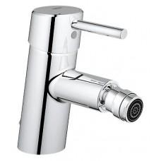 Смеситель для биде Grohe Concetto 32208001, с донным клапаном