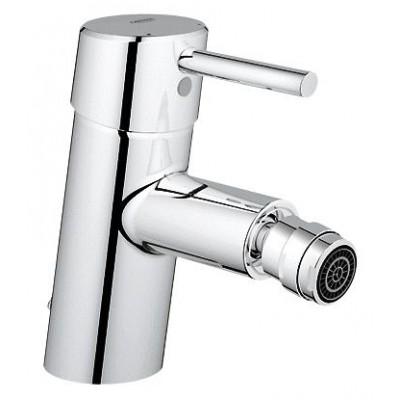 Смеситель для биде Grohe Concetto 32208001, с донным клапаном, фото 1