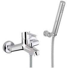 Смеситель для ванны Bugnatese Smart 2102, хром