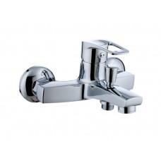 Смеситель для ванны Imprese LIDICE хром 10095