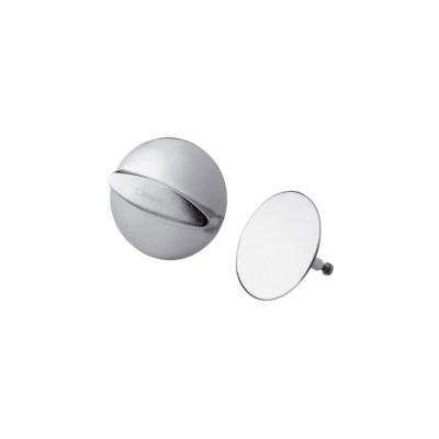 Сифон для ванны Hansgrohe Flexaplus 58185450, белый, внешняя часть, фото 1