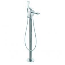 Смеситель для ванны Kludi Ambienta напольный хром 535900575
