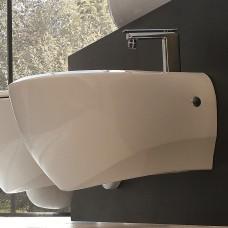 Биде подвесное Artceram Blend BLB001, белое